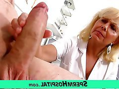 Mature, MILF, Old and Young, Czech