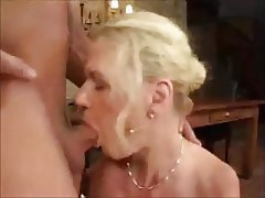 Anal, Blonde, German, Mature