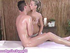 Babe, Cumshot, Massage