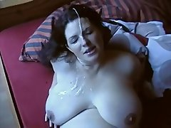 Amateur, Big Boobs, Blowjob, Cumshot, Facial