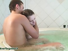 Facial, Shower, Teen