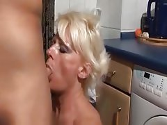 Cum in mouth, Doggystyle, German, Granny, Old and Young