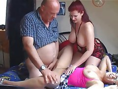 Blowjob, Group Sex, Old and Young