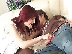 Mature, Redhead, Russian