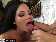 Big Boobs, Creampie, Facial, Hardcore, Pornstar
