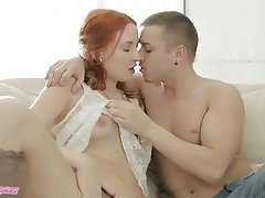 Anal, Close Up, Redhead, Teen