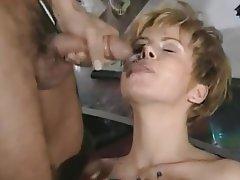 Double Penetration, Facial, Group Sex, Italian, Vintage