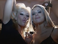 BDSM, Blonde, Femdom, German, POV