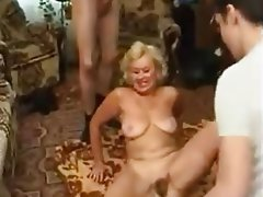 Hardcore, Mature, MILF, Old and Young, Russian