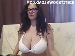 Webcam, Big Boobs, Big Tits, Babe