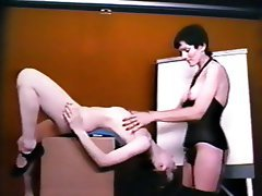 Hairy, Lesbian, Old and Young, Stockings, Vintage