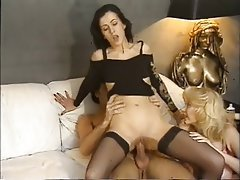 Anal, Mature, Double Penetration, Group Sex