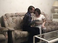 Brunette, Russian, Big Boobs, Old and Young