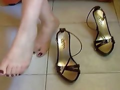 Foot Fetish, Mature