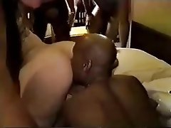 Blowjob, Bukkake, Gangbang, Group Sex, Interracial