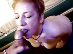 Big Boobs, Blowjob, Facial, Mature