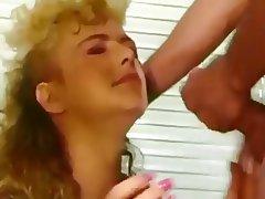 Blonde, Cumshot, Facial, German