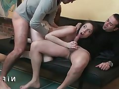 Amateur, Double Penetration, Emo, French, Threesome