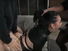 BDSM, Hardcore, Interracial